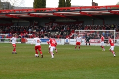 Accrington Stanley- promotion 2012